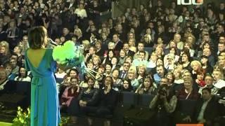 Буланова Татьяна - концерт БКЗ - 45 лет. 2012 год.