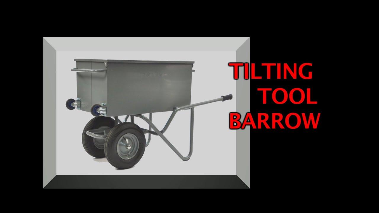 Tilting Toolbarrow