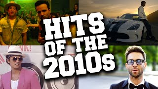 Top 100 Most Viewed Songs 2010 to 2019 (Mainstream Music)