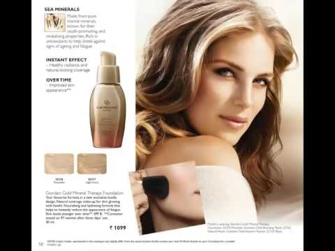Catalogue Oriflame 5 May 2014 India HairX Trucolour Online trading