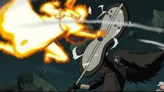 Naruto Biju Mode VS Madara