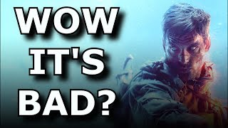 I Was WRONG About Battlefield 5? IT SUCKS! (PS4/Xbox One) - Beta Review