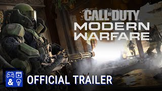 Call of Duty: Modern Warfare Trailer - Multiplayer Beta Weekend 2
