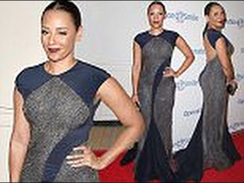 Mel B is  pretty much guaranteed to put on a glamorous appearance where ever she goes