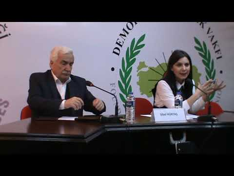 """Gazeteci Yazar Sibel HÜRTAŞ - """"Türkiye 'de Kadına Yönelik Şiddet ve Cinsel İstismar"""" 2"""