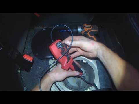 VW A4: Golf / Jetta Quick fuel pump health check
