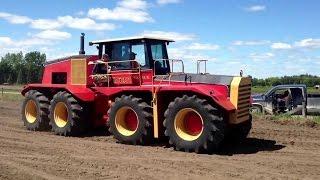Versatile Big Roy 8 wheel drive