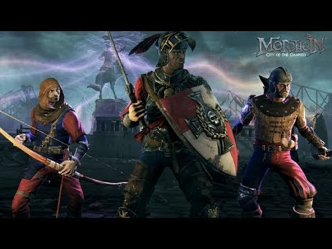 Mordheim City of the Damned Mercs 13- Builds  