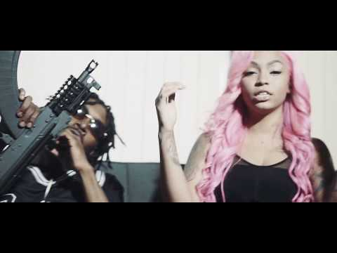 Joseph McFashion Feat. Molly Brazy x Cuban Doll x AllStar JR x FMB DZ - Raw (Official Music Video)