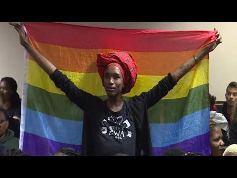 Eye on Africa - Botswana decriminalises homosexuality in landmark case