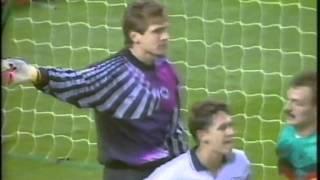 England 0-1 Germany (1991)