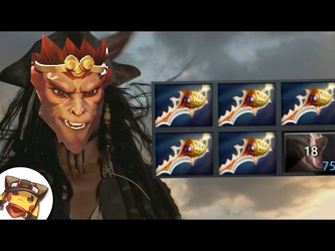 видео: МАНКИ 5 РАПИР | monkey king 5 rapier