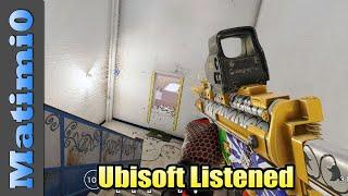 Ubisoft Responds Quickly - Rainbow Six Siege
