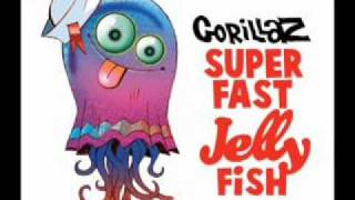 Gorillaz - Superfast Jellyfish (Feat. Gruff Rhys and De La Soul)