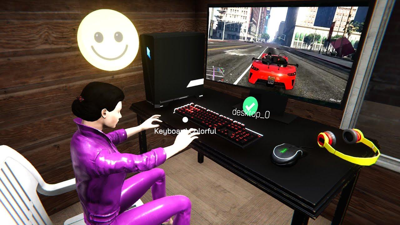 La SALA MEA de Jocuri ! Internet Cafe Simulator