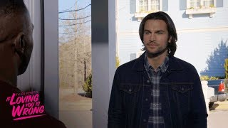 Bennett Wants Randal to Stop Bothering His Wife | Tyler Perry's If Loving You Is Wrong | OWN