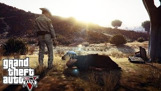 GTA 5: The Forsaken Land (Neo-Western Machinima)