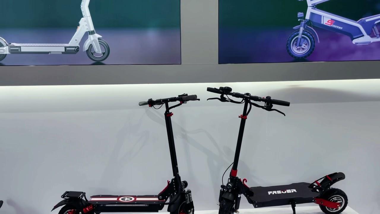 Download Fasuer in 2021 Shanghai International Bicycle Fair