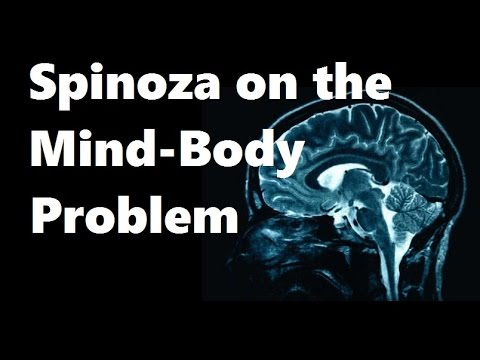 Spinoza On the Mind-Body Problem