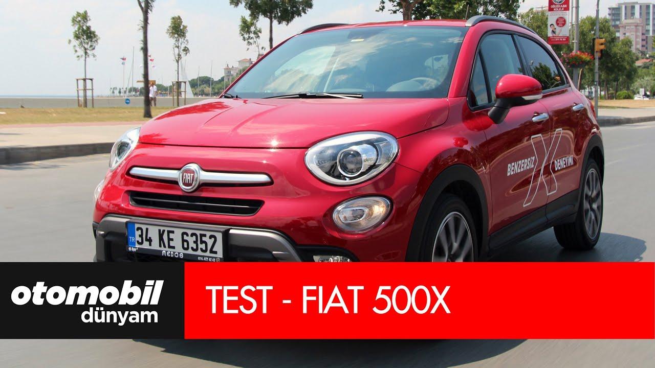 Fiat 500X Crossover >> Test - Fiat 500x - YouTube