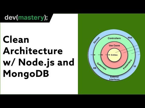Using Clean Architecture for Microservice APIs in Node.js with MongoDB and Express  2019