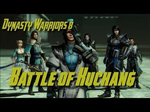 Dynasty Warriors 8 (Jin) Battle of Xuchang (English)