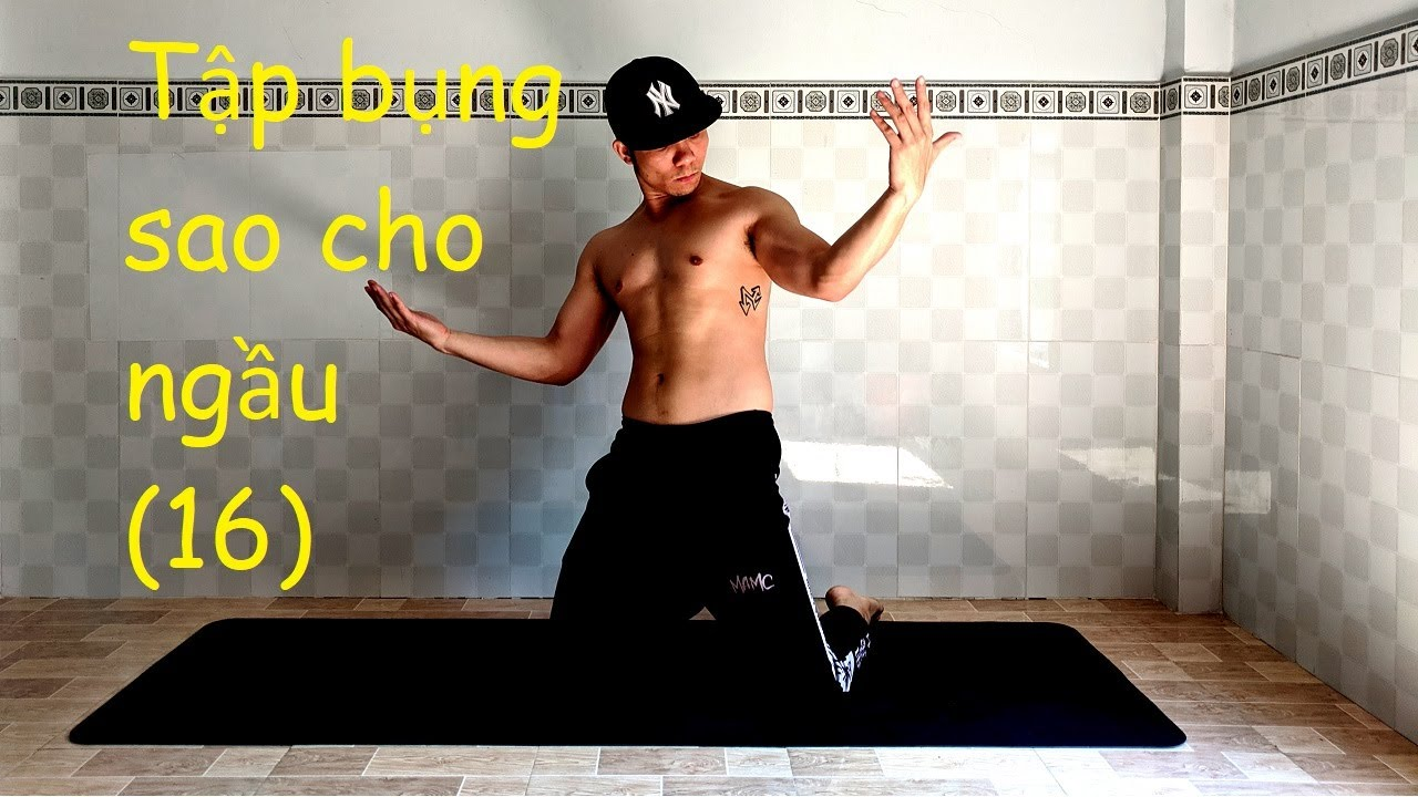 Home Workout No Equipment - The Perfect Abs and Obliques Workout at Home You can do (16)