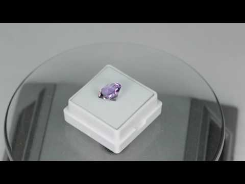 "3.25ct ""Rose de France"" Amethyst"