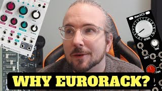 Why I Am Going EURORACK & What Gear I Am Starting Out With