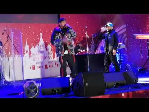 Натан.Живой звук, концерт в Царицыно на Новый год 2020