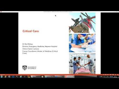 Critical Care and Clinical Neurophysiology webinar