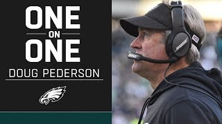 Doug Pederson Evaluates the Eagles' First Nine Games, Scouts the Patriots | Eagles One-On-One