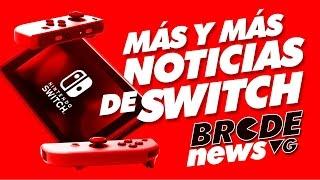 Más y más noticias de SWITCH - BarcadeVG NEWS