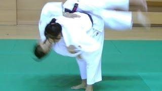 Judo - O Goshi - 大腰