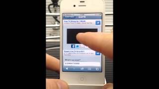 ioslivetv.com for iPod Touch, iPhone & iPad