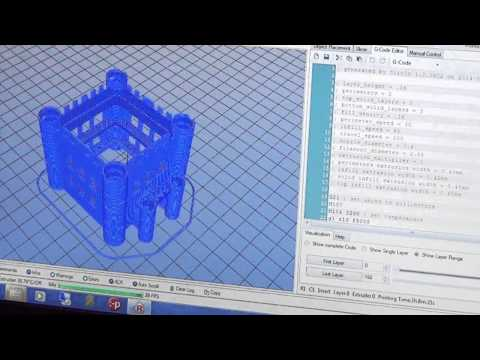 Open Source Software and our 3D Platform 3D Printer