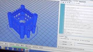 Open Source Software and the 3DP1000 3D Printer