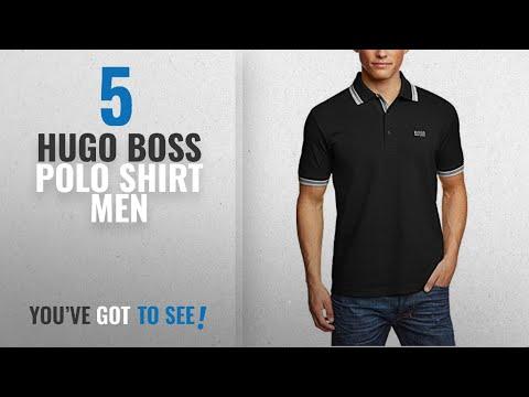 f4bf3129c Top 10 Hugo Boss Polo Shirt Men [2018]: Hugo Boss - Men's Paddy Pro Polo  Shirt. Short Sleeve. - YouTube