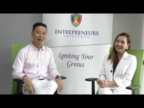 Entrepreneur Inspiration TV : Episode 1 สัมภาษณ์ คุณหญิง จุฑาทิพย์ เจ้าของแบรนด์กระเป๋าหนัง Ruchitta