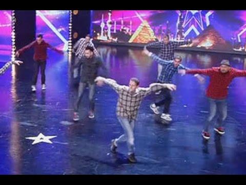 Arabs Got Talent - الجزائر- تونس - المغرب-PriZon Break RockerZ