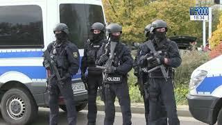 Germania, assalto a sinagoga di Halle e contro negozio di kebab. Due morti