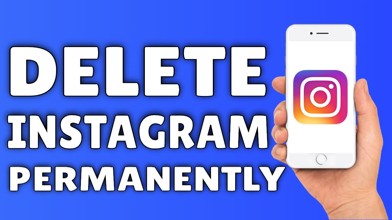How to delete instagram account how to delete your instagram how to delete instagram account how to delete your instagram account permanently ccuart Image collections