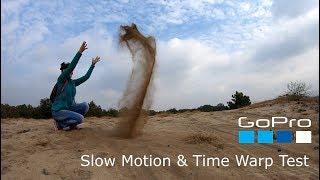GoPro Hero 7 Black   Slow Motion and Time Warp Test