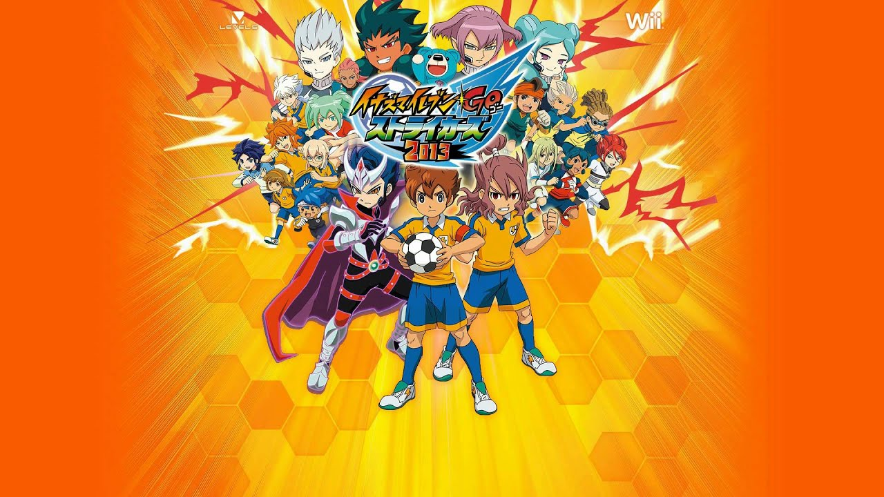 download inazuma eleven go strikers 2013 wii iso english android