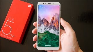 Xiaomi Redmi 5 Plus Review: My First Experience With Xiaomi!