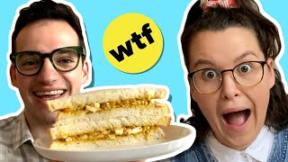 Aussies Try Each Other's School Lunches