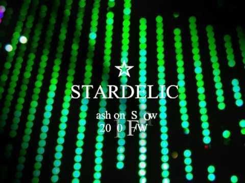 STARDELIC JAPAN FASHION SHOW 2010 F/W AOYAMA  velours