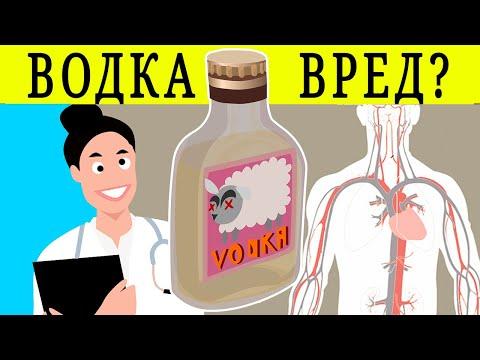 ВОДКА ВРЕД? | есть ли польза от водки? вредна ли водка?