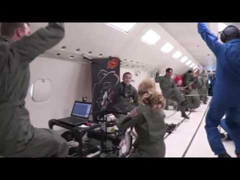 Oklahoma State University Space Cowboys NASA Reduced Gravity 2014