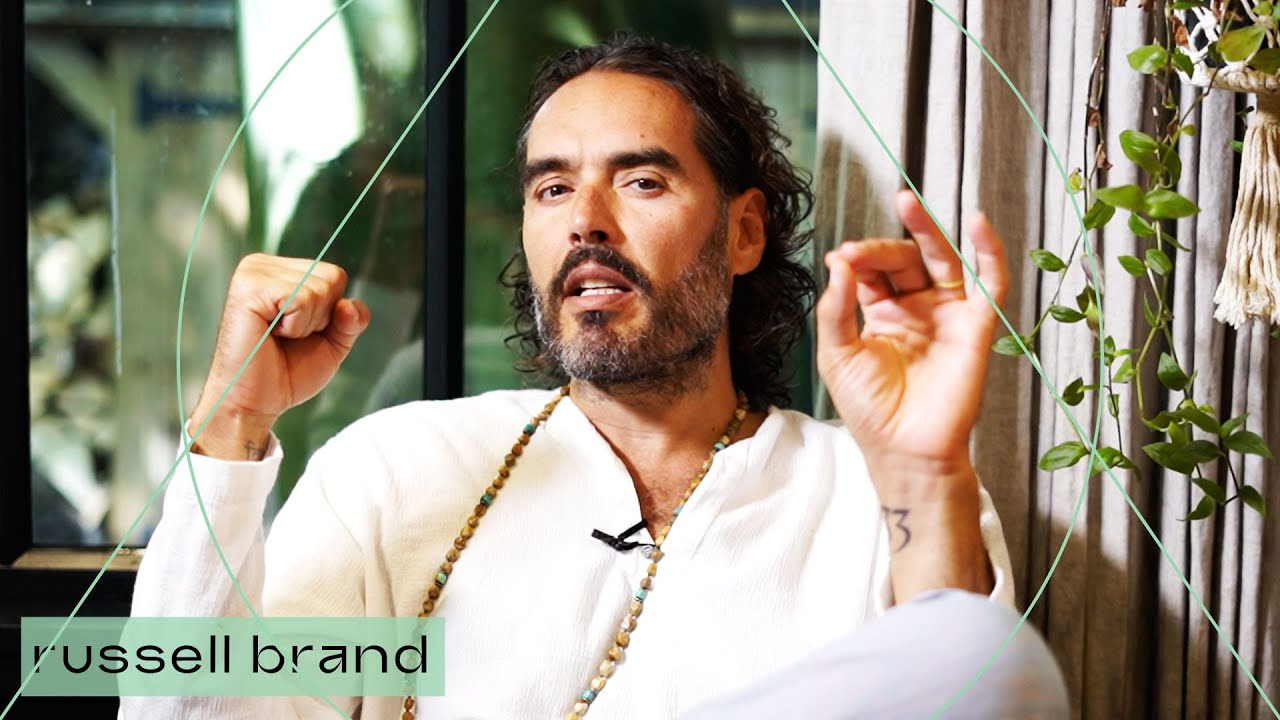 Could Physics Prove That Consciousness Is The Source Of Life?! | Russell Brand